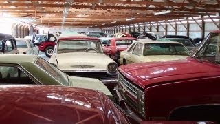 Country Classic Cars Tour - Part One - Hot Rod Muscle Car Project Cars Vintage Classics