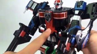 [LOOSE] Dekaranger DX Deka Wing Robo (Will be available on Feb. 21st, 2016) thumbnail