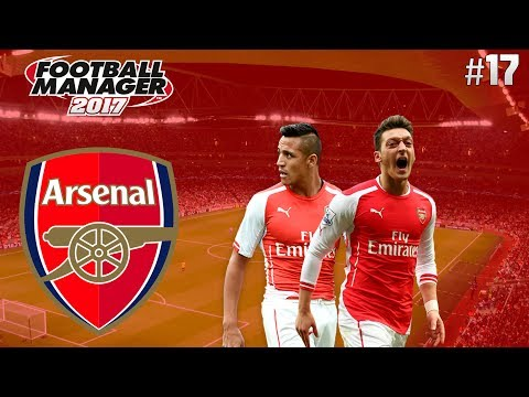 Football Manager 2017 w/ Arsenal | Episode 17 | Mixed Bag Of Results!