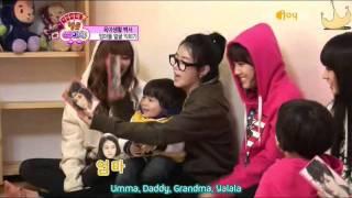 T-ara Qri and Ji Yeon are Yalala and Nalali ? XD