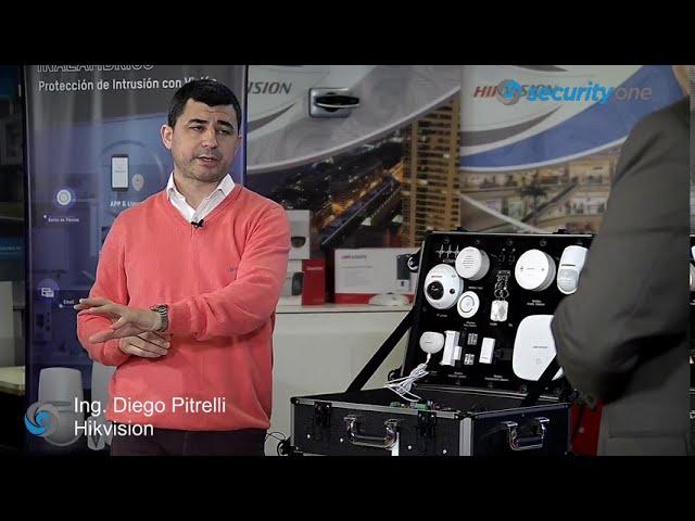 Vivo y Demo  ALARMAS AXHub ! | Security One - Hikvision