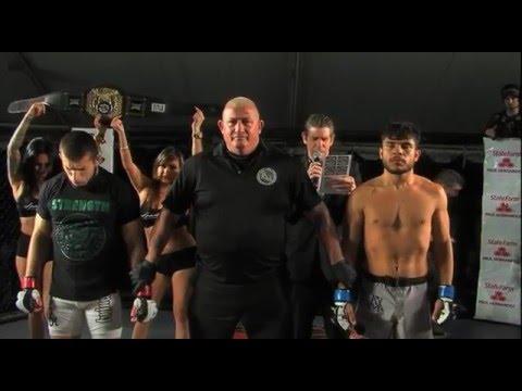 Spar Star Promotins presents Joseph Williams vs Emilas Jimenez