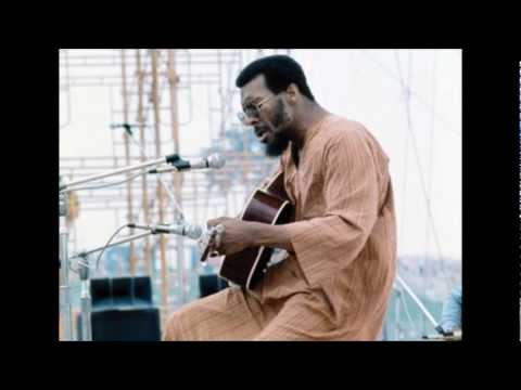 Richie Havens - Strawberry Fields Forever - Hey Jude - Woodstock 1969 - Full Extended Version