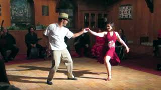 Salsa Performance with Mariana Parma & Jason Myra