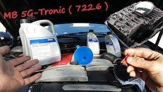 Mercedes w203 Automatic Transmission Fluid Change 722.6