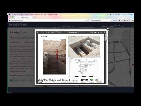 DOHA: Doha Online Historical Atlas