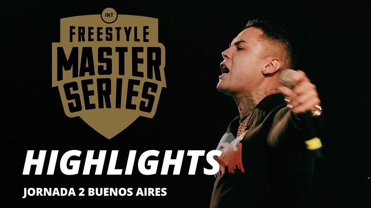 Las Mejores Rimas De Fmsinternacional Jornada 2 Buenos Aires