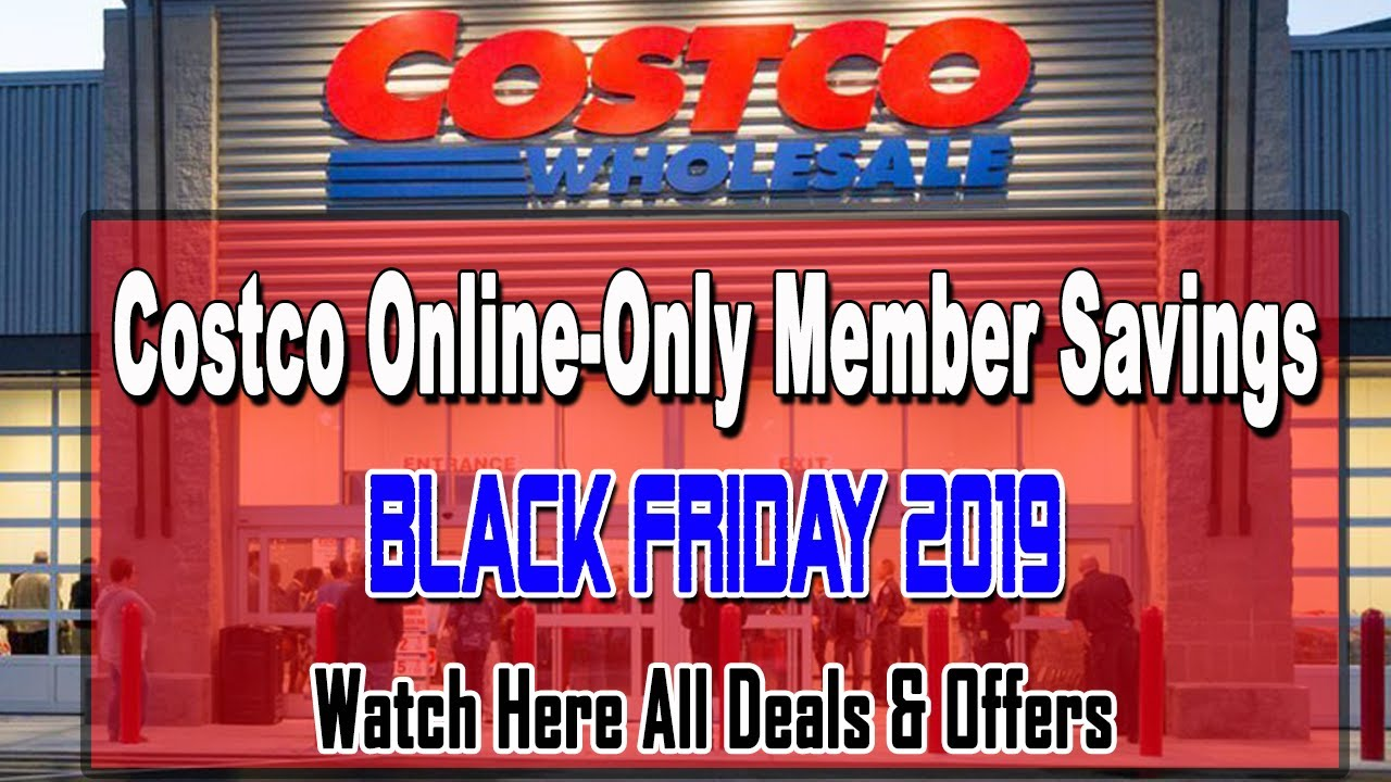 Black Friday ads 2019: Target, Costco Walmart and more release ...