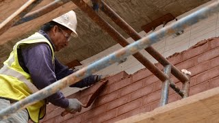 Deadly dust: A bricklayer's job nearly kills him