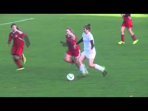Girl's Soccer ISST 2015 - ASL vs International School of Dusseldorf International School