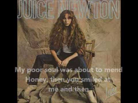 Juice Newton  -  Fall'in In Love