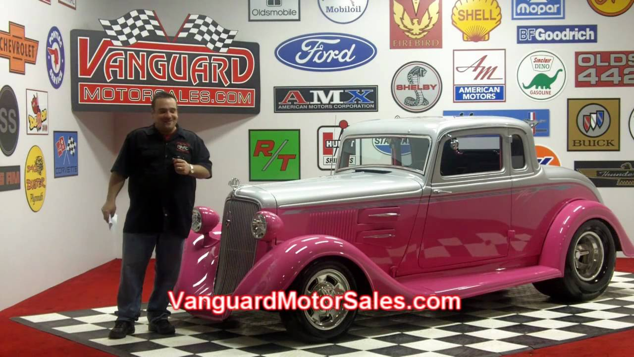1934 plymouth street rod classic muscle car for sale in mi for Vanguard motors for sale