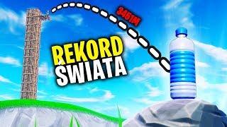 10 SZALONYCH REKORDÓW ŚWIATA W FORTNITE SEZON 10 !!