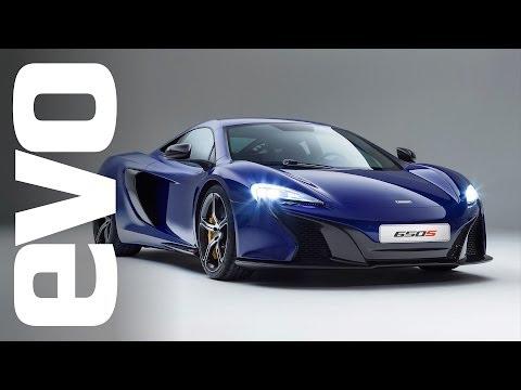 McLaren 650S: first look | evo DIARIES