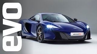 McLaren 650S: first look | evo DIARIES