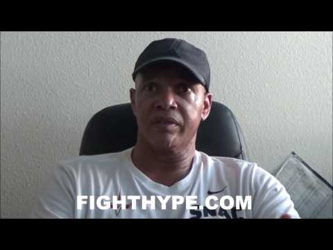 "VIRGIL HUNTER WARNS MCGREGOR HE HAS ""FIGHTER'S CURSE""; EXPLAINS WHY MAYWEATHER CUTS HIM & WORKS BODY"