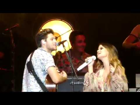 Niall Horan & Maren Morris - Seeing Blind (West Palm - Last Night of Flicker Tour)