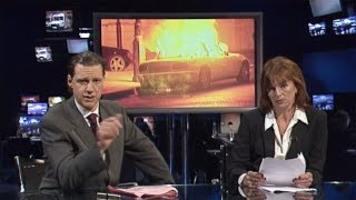 American Reacts to Brass Eye
