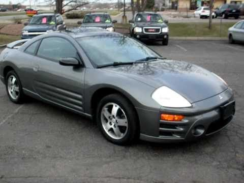 Nowość 2003 Mitsubishi Eclipse GS, coupe, 2.4 liter 4cyl, 5 SPEED GA97