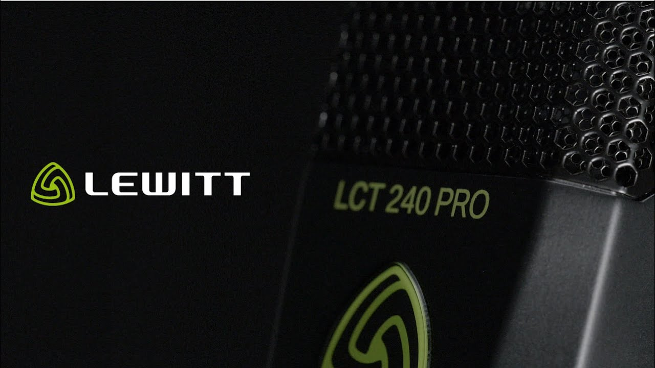 LEWITT LCT 240 PRO - A microphone for vocals, instruments, drums, and  amplifiers - YouTube