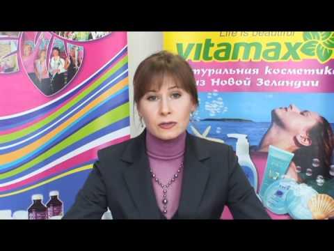 ВИТАМАКС  Укрепление здоровья  Врач маммолог Н  Абсалямова о преимуществах продукции  Компании ВИТАМАКС