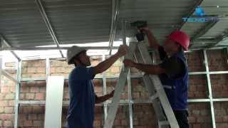 Instalación de PVC