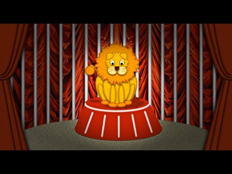Carnival of the Animals; Intro & Lion's March by Camille Saint-Saëns :: Animation by Victor Craven