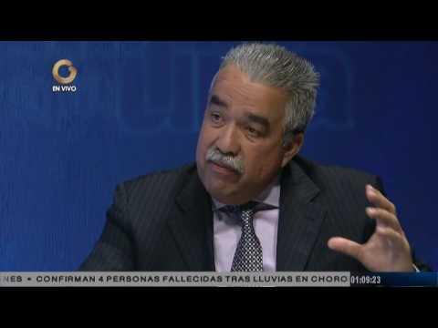Martínez: Los venezolanos debemos resolver nuestros problemas y no los de afuera