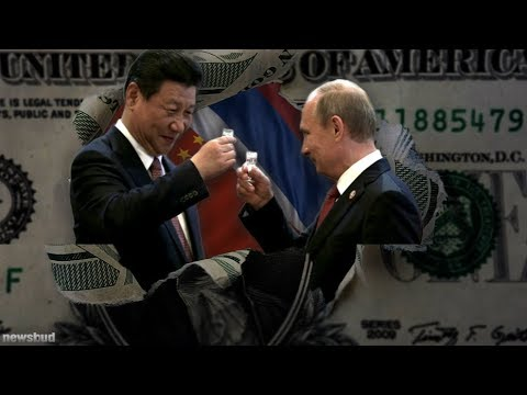 De-Dollarization: China and Russia Lay Ground for Alternative to Dollar System