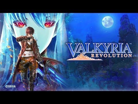 Valkyria Revolution (PS4) English Playthrough Part 1 - First Hour of the Game