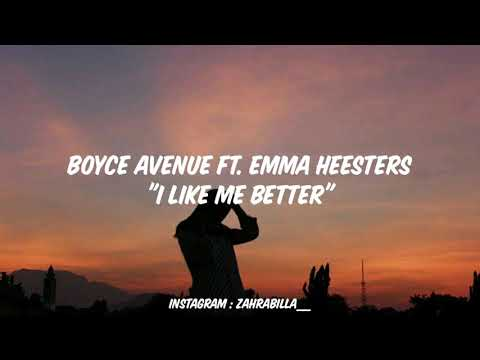 I Like Me Better - Lauv (Cover By Boyce Avenue ft. Emma Heesters)