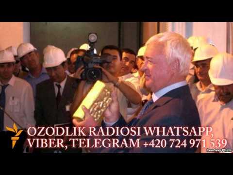 Ўзбекистон 21 ярим тонна олтинни Швейцарияга экспорт қилди