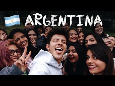 PRUEBO DULCES ARGENTINOS + CLUB MEDIA FEST (MI PRIMERA VEZ EN ARGENTINA)
