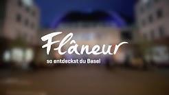Flâneur Festival 2018 | Stadtfestival | Markthalle Basel