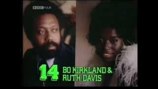 TOTP top 30 countdown 14th July 1977 Kid Jensen