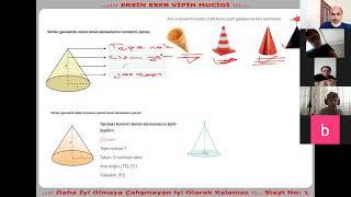 Geometrik Cisimler Koni 2