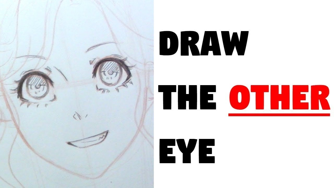 how to draw the other eyes
