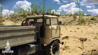 RC IFA 4x4 OFF ROAD