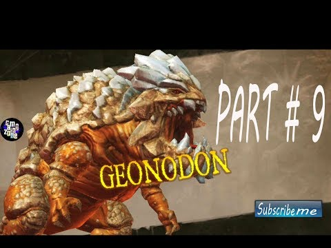 Dungeon Hunter 5 Gameplay Part 9 GEONODON