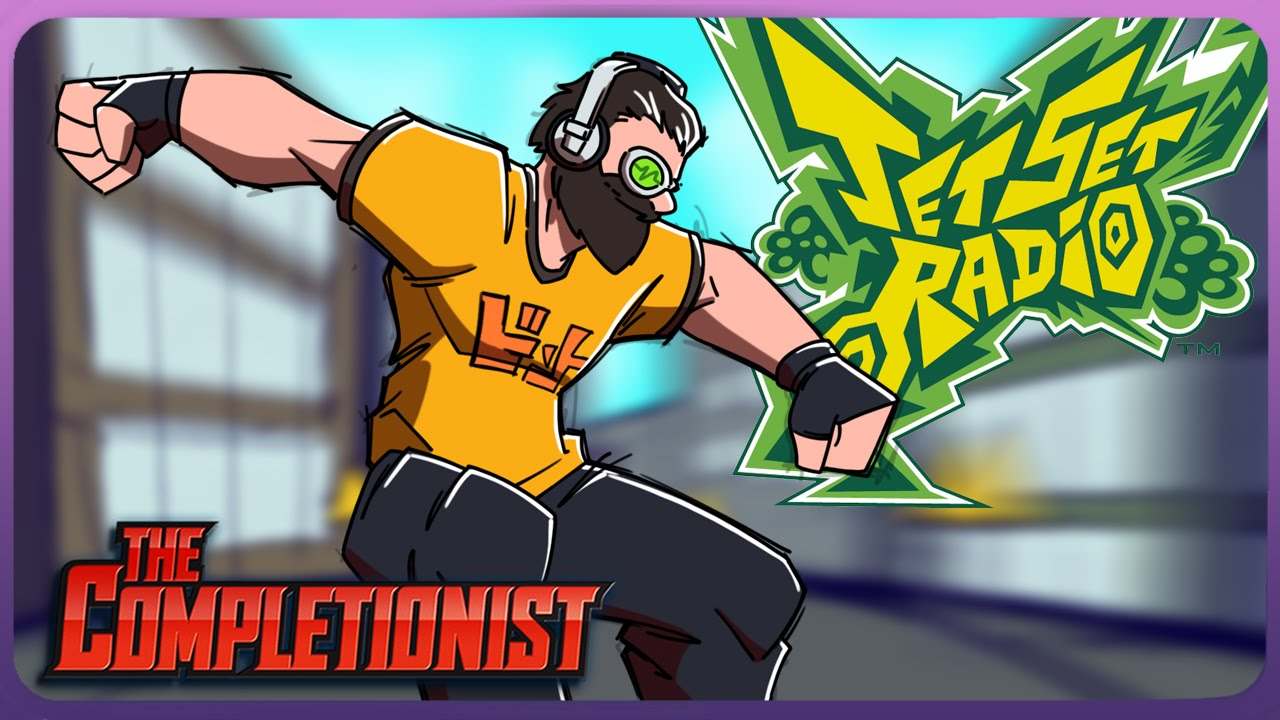 Jet Set Radio The Completionist Youtube