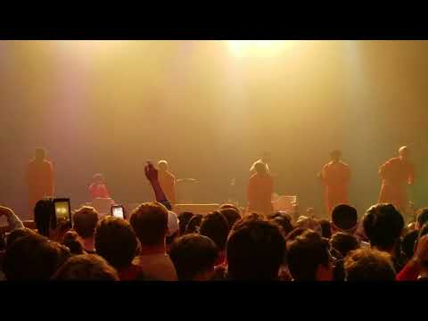 BROCKHAMPTON - JELLO. Live at The Warfield in San Francisco. Night 1. March 3, 2018