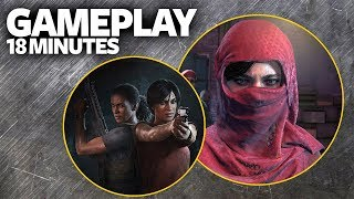 Uncharted Lost Legacy Gameplay PS4 - Lost Legacy PS4 18 Minute Gameplay (Developers Play)