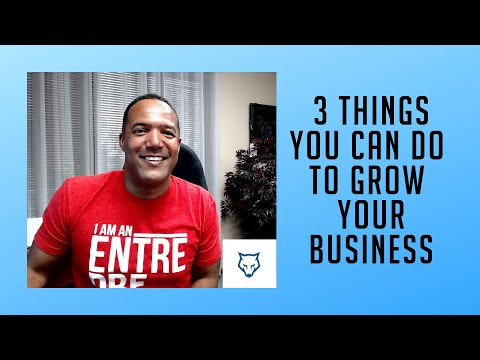 BASIC WAYS TO GROW YOUR BUSINESS