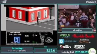 Awesome Games Done Quick 2015 - Part 124 - The Last Ninja by usedpizza