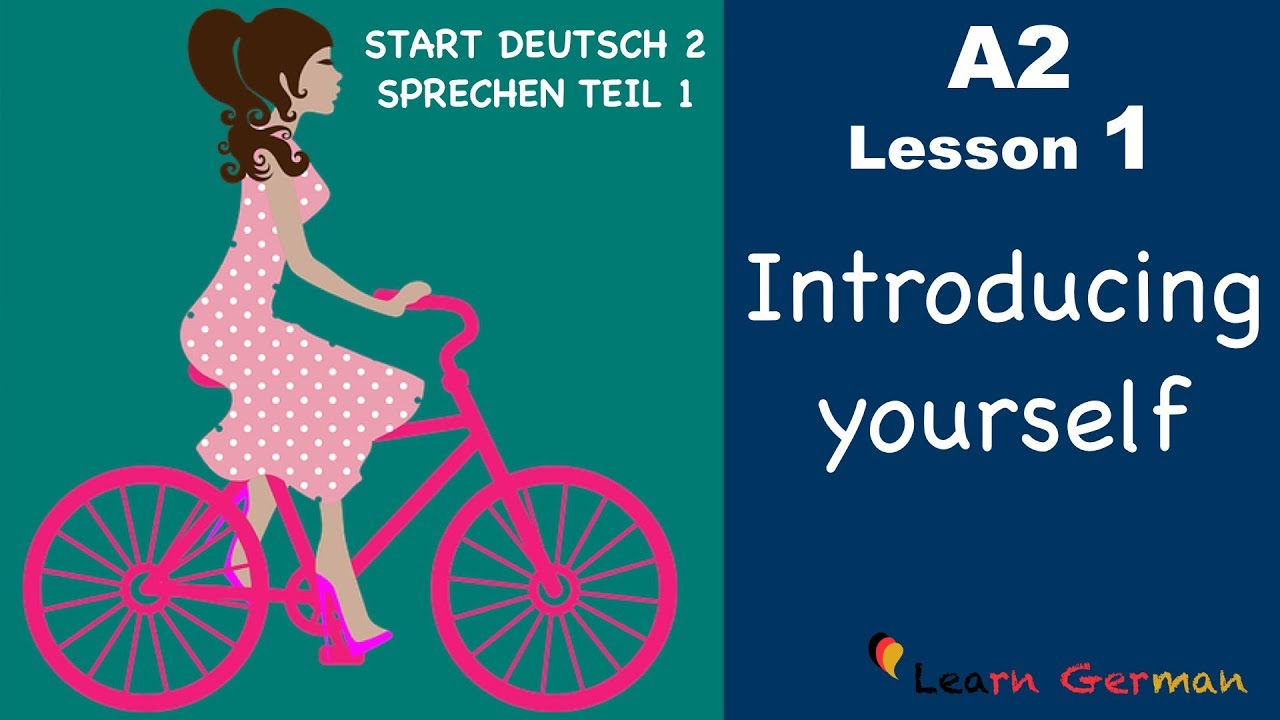 Learn German A2