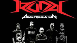 Rudal Aggression - Slitting The World Feat. Vicky Mono