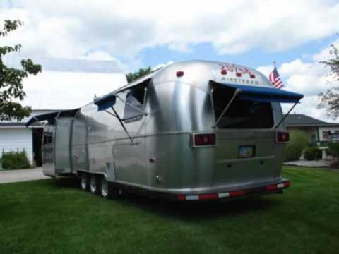 2003 Airstream Classic 34' Slide Out