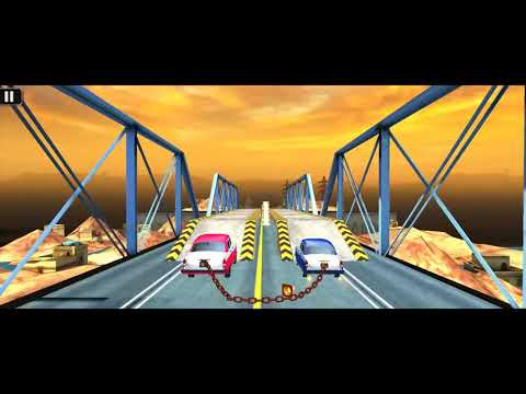 Chained Car Racing Games 2017 - Gameplay trailer