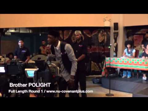POLIGHT 1st Round Knockout (Full Length) New Black Panther Party Debates Nu-Covenant