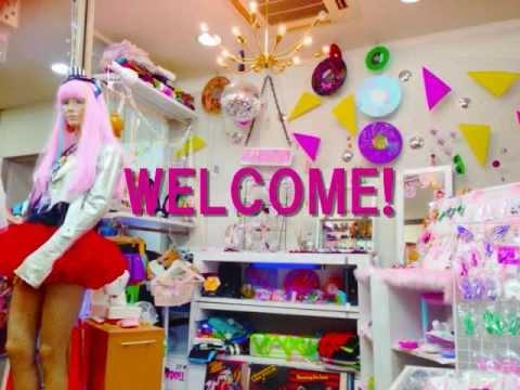 原宿系ファッション Japanese Fashion Kawaii Shop / Broken Doll Japan
